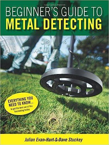 Our top 3 beginners metal detecting guide books metal detector space.