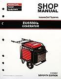 Honda EU6500 EU6500is Generator Service Repair Shop Manual