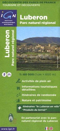 Luberon Parc Naturel Regional France: IGN.F.PN83302