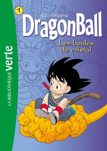 Download Dragonball, Tome 1 (French Edition) PDF