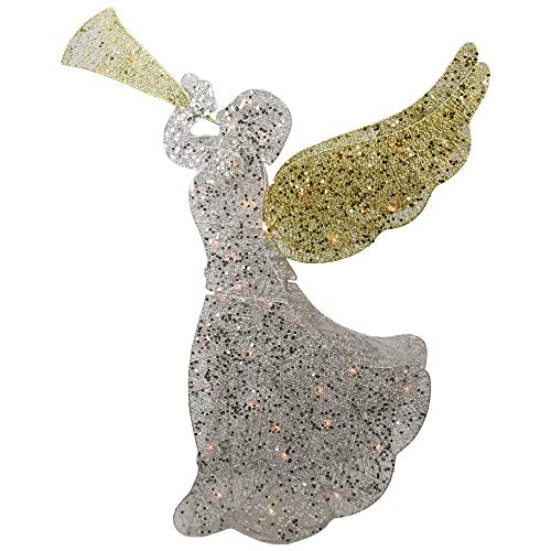 Outdoor Holiday Lighted Angel