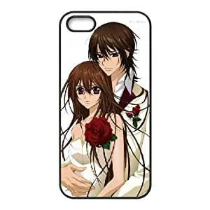 iPhone 5 5s Cell Phone Case Black Vampire Knight 004 KYS1114734KSL
