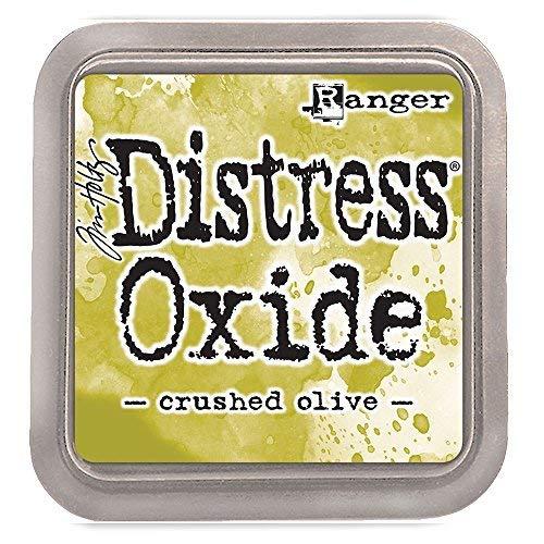 Ranger Tim Holtz Distress Oxide Ink Pad - Crushed Olive