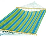 Algoma 2789W-68 13-Feet Fabric Hammock, Hampton Bay Stripe
