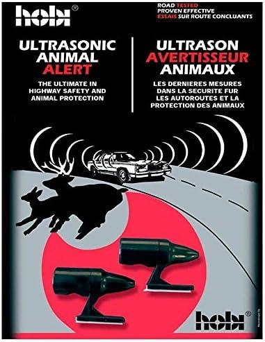 Hobi Ultraschallfrequenz Pfeife Zum Schutz Vor Wildtier Unfällen Auto