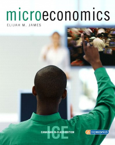 Microeconomics with MyEconLab, In-Class Edition