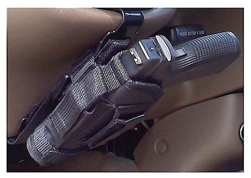 Gum Creek GCC-UVHHM-BLK Vehicle Handgun Mount Clip