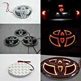 LED Illuminated Light Lighting Emblem Tuning