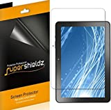 Supershieldz [3-Pack] for Insignia 10' / 10.1' Flex (NS-P10A7100 / NS-P10A8100) Screen Protector, High Definition Clear Shield + Lifetime Replacement