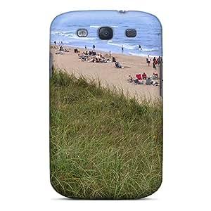 New TLDickey Super Strong Coast Guard Beach Cape Cod Tpu Case Cover For Galaxy S3