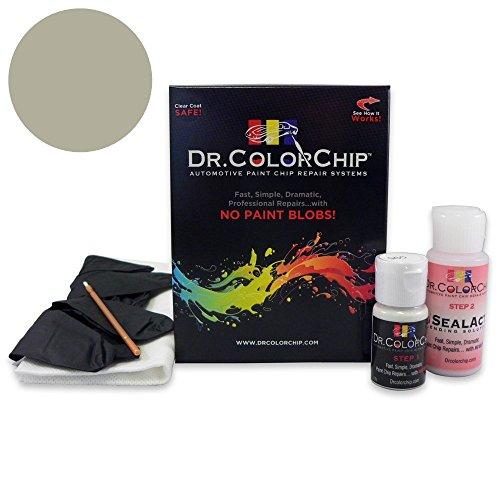 - Dr. ColorChip Nissan Altima Automobile Paint - Light Charcoal Metallic KV0 - Basic Kit