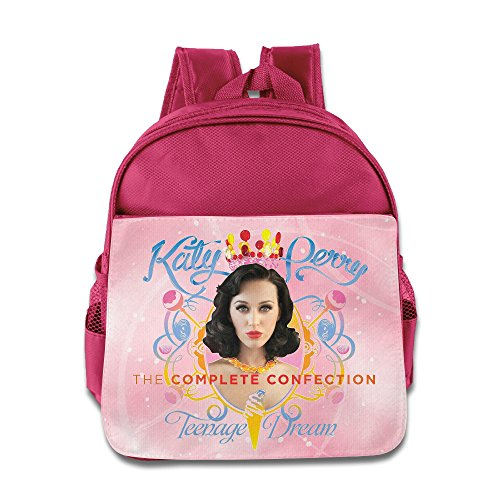 Popular Katy Perry Kids' School Backpack For 1-6 Years Old -