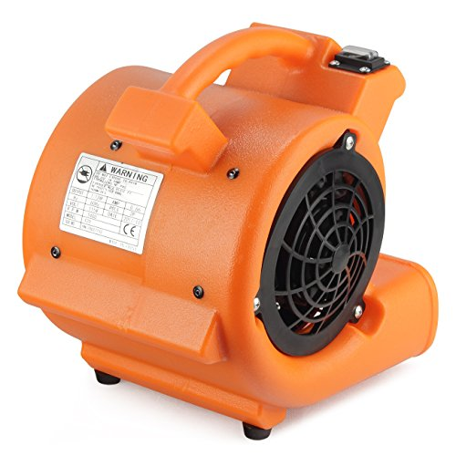 ARKSEN Multi Purpose Portable Blower Fan 1/2 HP Venting Cooling Durable Lightweight Air Mover