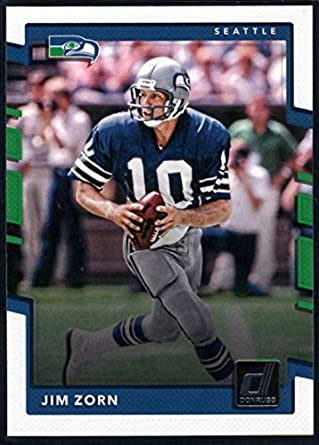 Sports Mem, Cards & Fan Shop JIM ZORN PLAQUE SEATTLE SEAHAWKS FOOTBALL NFL