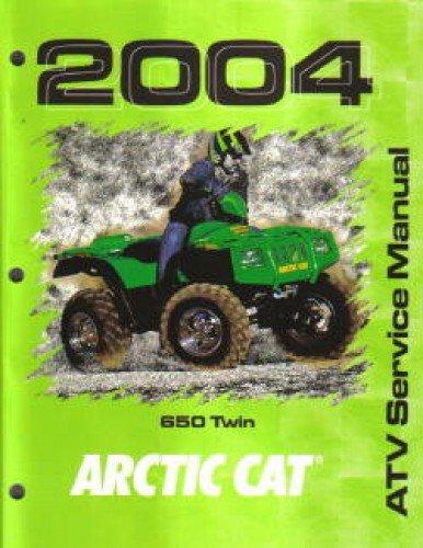 Read Online 2257-030 2004 Arctic Cat 650 4×4 Service Manual ebook