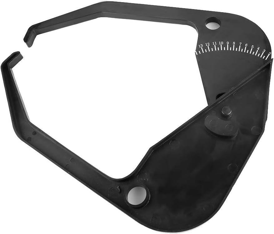 Car ABS Wheel Balancer Caliper Rim Width Measuring Tool Tire Scale Tire Caliper