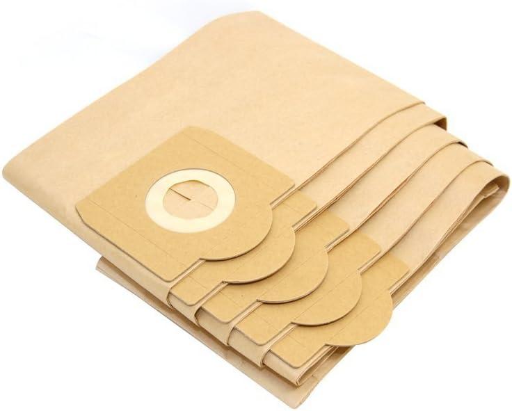 Staubsaugerbeutel passend für Parkside PNTS 1300 Filtertüten Beutel Staubbeutel