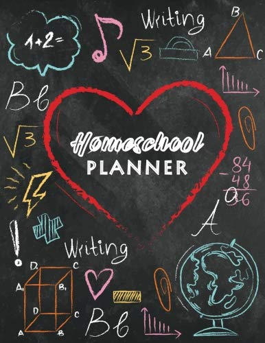 Homeschool Planner: Undated Homeschool Planner, Lesson Plan and Record Book Check-Off, Uncompicated Homeschooling Resource Learning, Lesson Planner ... (Homeschool Planner & Record Book) (Volume 3)