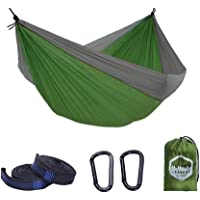 Tango Outdoor Portable Camping Hammock with Tree Straps (6 Loops) for Easy Set-Up - Australia Based, Lightweight and Portable Hammocks