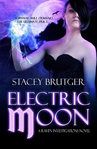 book cover of Electric Moon
