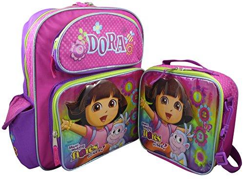 Nickelodeon Dora the Explorer Deluxe Set of 16