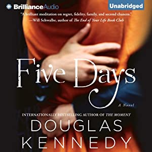 Five Days Audiobook
