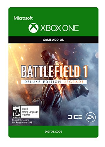 Battlefield 1: Deluxe Edition Upgrade - Xbox One Digital Code