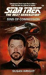 Star Trek: The Next Generation: Sins of Commission