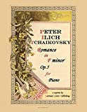 img - for Tchaikovsky : Romance in F minor book / textbook / text book