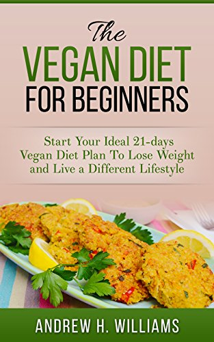 Vegan: The Vegan Diet for Beginners: Start Your Ideal 21-days Vegan Diet Plan To Lose Weight and Live a Different Lifestyle  (with 2 Amazing Bonus Included) (Nutella Brownie)