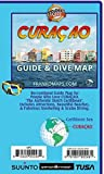 Curacao Dive and Adventure Guide Franko Maps Waterproof Map