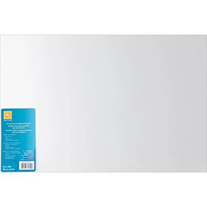 amazon com ez quilting 882670050 no melt mylar template 12 inch by