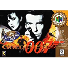 Golden Eye 007 - Nintendo 64