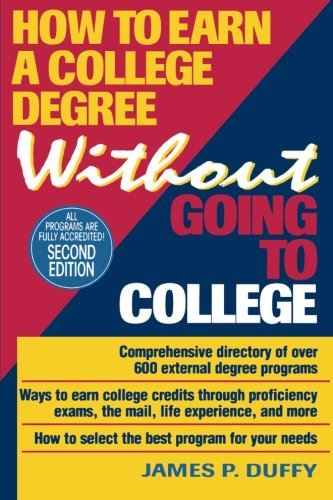 How to Earn a College Degree Without Going to College
