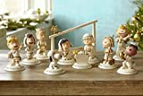 Hallmark 2015 Peanuts® Special-Edition Nativity Set