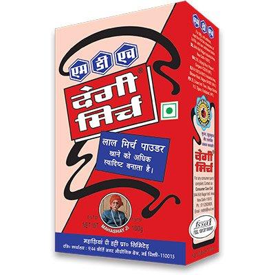 MDH Deggi Mirch Masala 100g / 3.5 oz (Pack of 2) by MDH