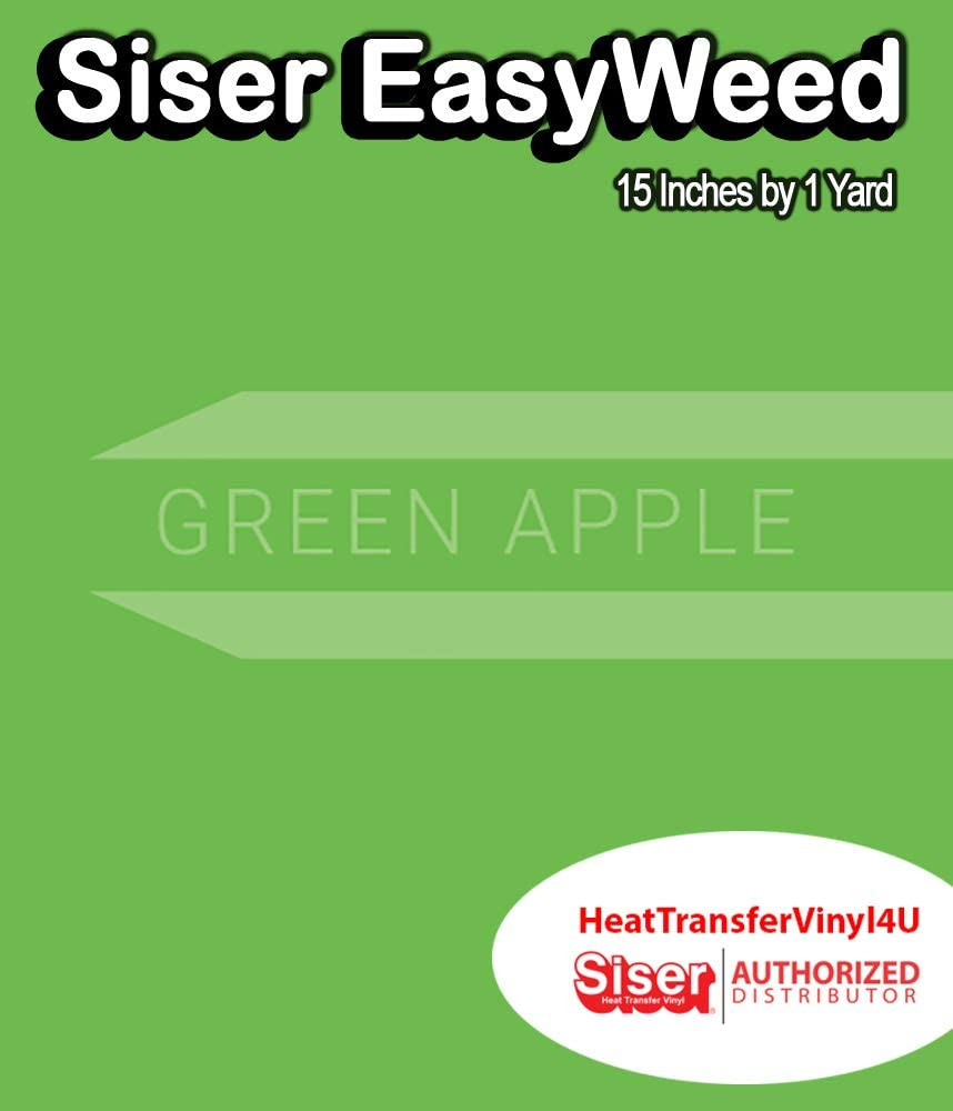 Siser EasyWeed Iron-On Heat Transfer Vinyl - 15