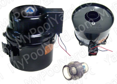 Air Supply 6320220 Silencer 240V product image