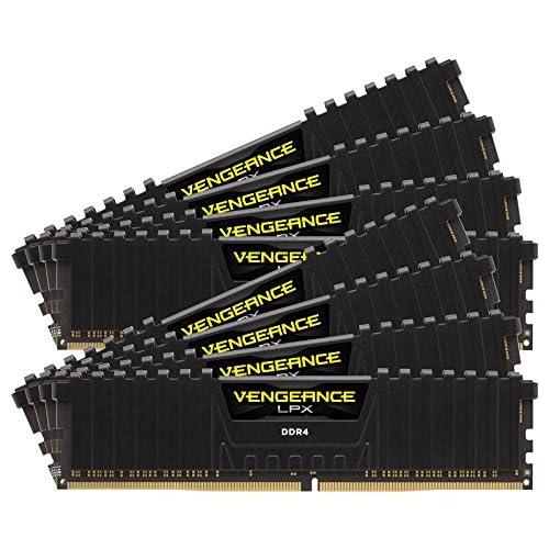 chollos oferta descuentos barato Corsair Vengeance LPX Memoria interna de 64 GB 8 x 8 GB DDR4 color Negro