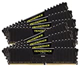 Corsair Vengeance LPX 64GB (8x8GB) DDR4 3333 (PC4-26600) C16 DIMM for Intel X99 PC Memory (CMK64GX4M8B3333C16)