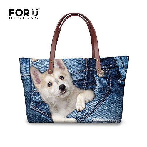 Handbags Bags C8wcc1772al Foldable Shopping Women Purse Casual FancyPrint Wallets fI0SUWnq