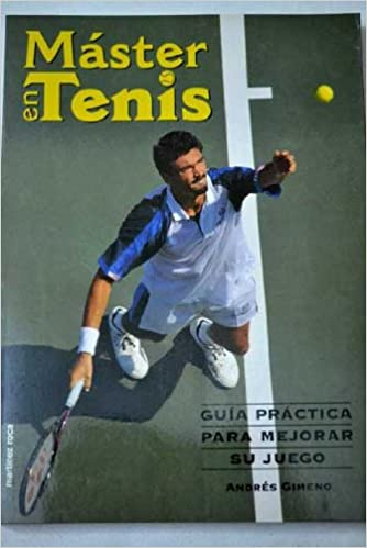 MASTER EN TENIS (M.ROCA).: Andres Gimeno: 9788427024410: Amazon.com: Books