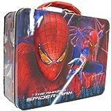 Spider-man Web Slinger Metal Boys Tin Lunch Box