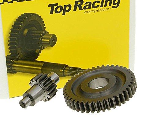 Getriebe sekund/är Top Racing 15//39 f/ür Minarelli