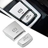 Electronic Parking Brake Switch Button Sticker