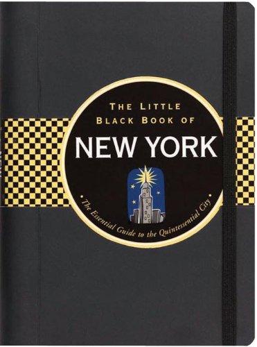 The Little Black Book of New York, 2011 Edition (Little Black Books (Peter Pauper Hardcover)) - Ben Gibberd