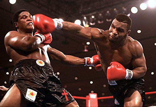 Mike Tyson Poster 13x19