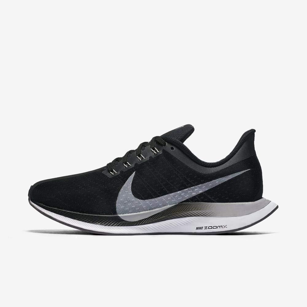 MultiCouleure (noir Vast gris Oil gris Gunsmoke 001) Nike W Zoom Pegasus 35 Turbo, Chaussures de Running Compétition Femme 36.5 EU
