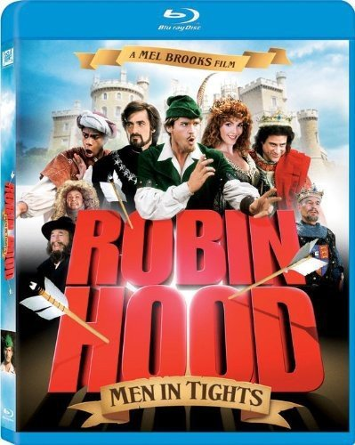 Robin Hood: Men in Tights [Blu-ray] (Best Peanuts In The World)
