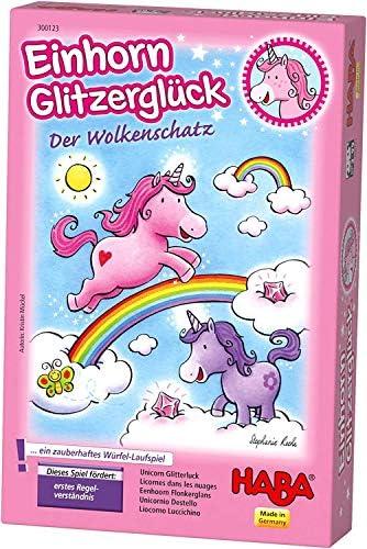 HABA El Unicornio Destello: Amazon.es: Juguetes y juegos